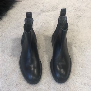 NWOT Zara Chelsea Boots size 36
